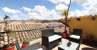 Hotel and Mirador Los Apus by Prima Collection - Cuzco - Terrasse