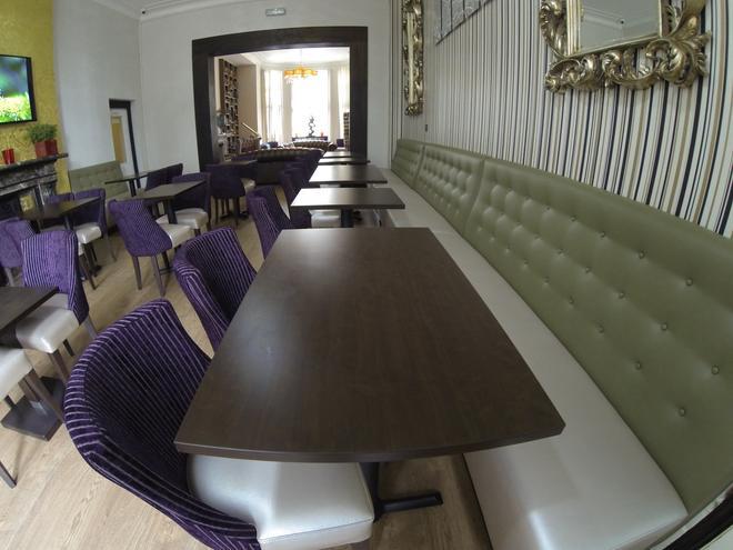 1 Lexham Gardens Hotel - Lontoo - Ravintola