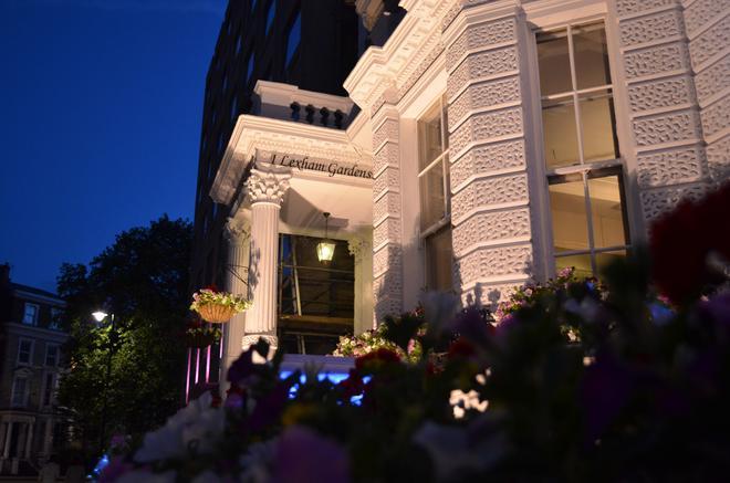 1 Lexham Gardens Hotel - Lontoo - Rakennus
