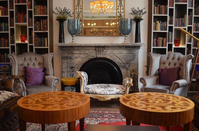 1 Lexham Gardens Hotel - Lontoo - Oleskelutila