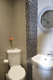 1 Lexham Gardens Hotel - London - Bathroom