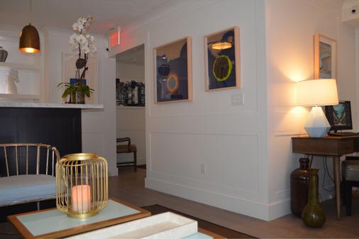 Hotel18 - Miami Beach - Living room