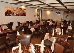 Concord Hotel Juba - Juba - Restaurante
