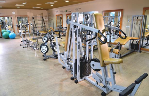 Wellness Hotel Apollo - LifeClass Hotels & Spa - Portorož - Gym