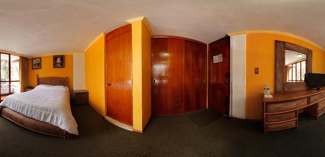 Hotel Las Américas - Morelia - Bedroom