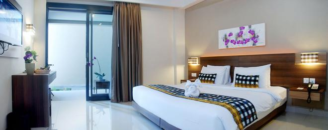 Grand Barong Resort - Kuta - Bedroom
