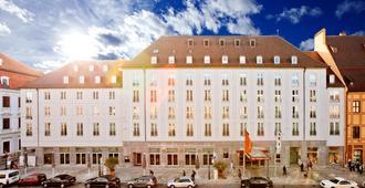 Drei Mohren Hotel - Augsburgo - Edificio