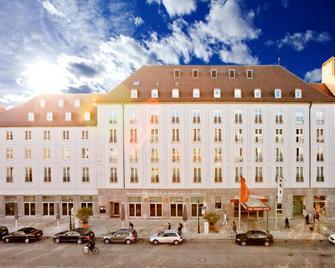 Drei Mohren Hotel - Augsburg - Gebäude
