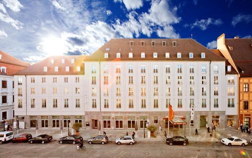 Steigenberger Drei Mohren - Augsburg - Building