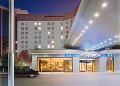 Steigenberger Airport Hotel - Fráncfort - Edificio