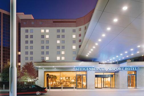 Steigenberger Airport Hotel - Frankfurt/ Main - Toà nhà
