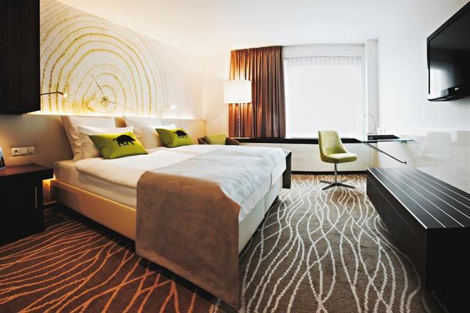 Steigenberger Airport Hotel - Frankfurt am Main - Bedroom