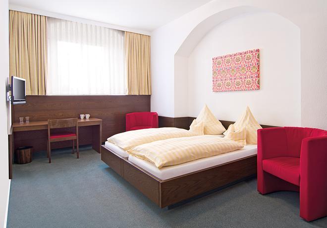 Barockhotel am Dom Garni - Bamberg - Bedroom