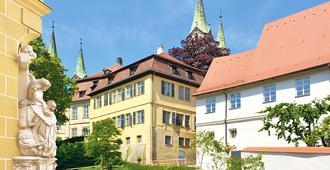 Barockhotel Am Dom Garni - Bamberg - Outdoors view
