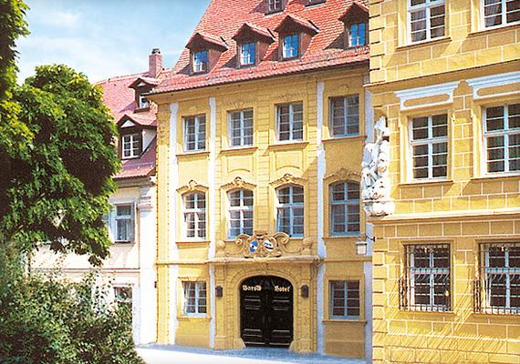 Barockhotel am Dom Garni - Bamberg - Building