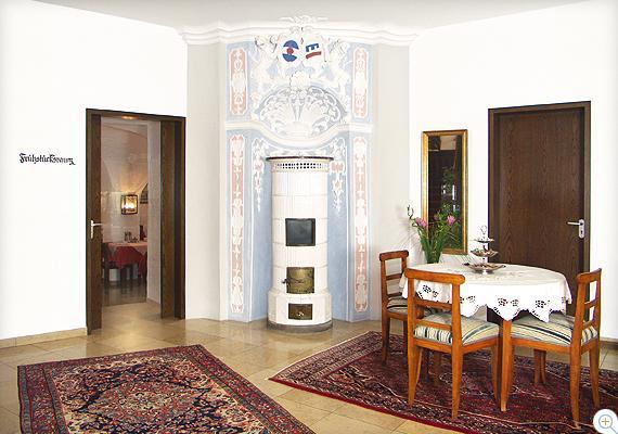 Barockhotel am Dom Garni - Bamberg - Lounge