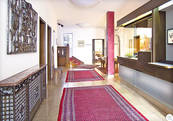 Barockhotel am Dom Garni - Bamberg - Lobby