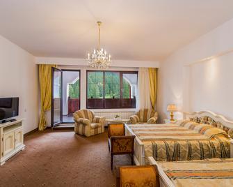 Aurelius Imparatul Romanilor - Poiana Brașov - Bedroom