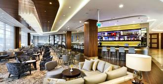DoubleTree by Hilton Hotel & Conference Centre Warsaw - Varsovia - Restaurante