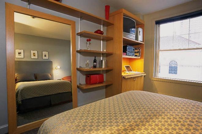 Charlesmark Hotel - Boston - Schlafzimmer