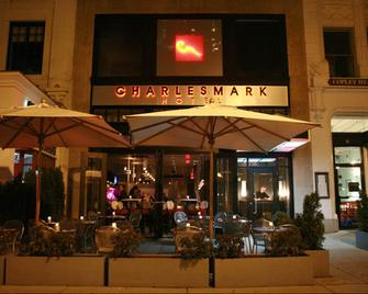 Charlesmark Hotel - Boston - Building