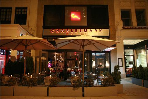 Charlesmark Hotel - Boston - Rakennus