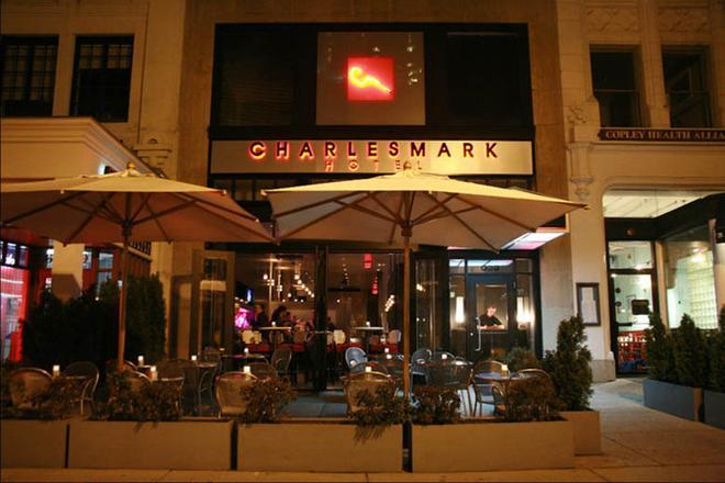 Charlesmark Hotel - Boston - Gebäude