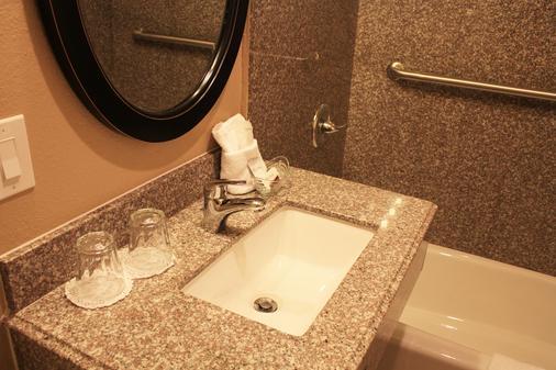 Sea Air Inn & Suites - Downtown Morro Bay - Vịnh Morro - Phòng tắm