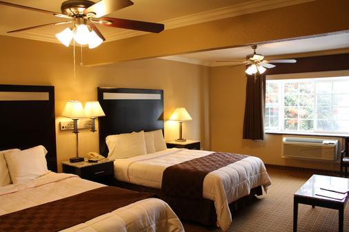 Sea Air Inn & Suites - Downtown Morro Bay - Vịnh Morro - Phòng ngủ