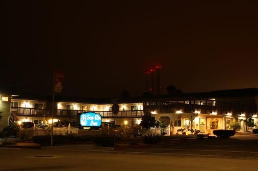 Sea Air Inn & Suites - Downtown Morro Bay - Vịnh Morro - Toà nhà
