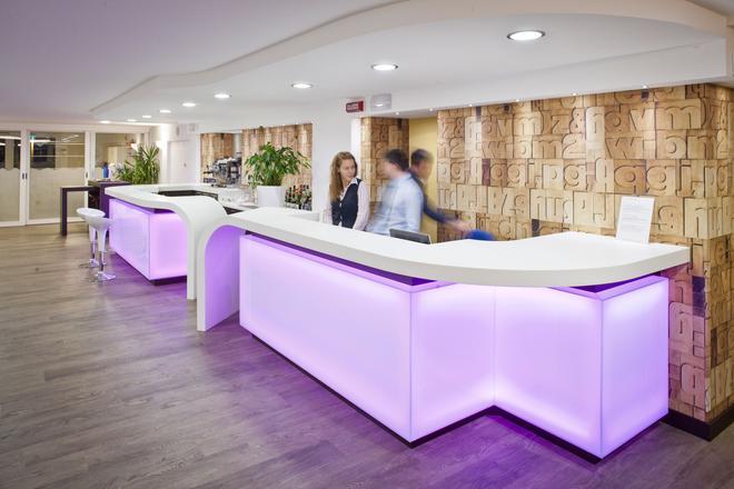 Hotel Adlon - Riccione - Ingresso