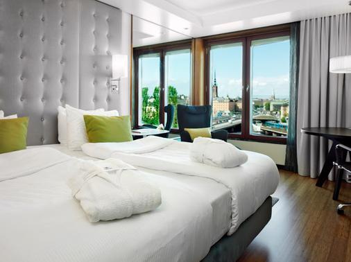 Hilton Stockholm Slussen - Stockholm - Phòng ngủ