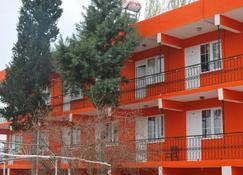 多特梅維斯姆酒店 - 德尼茲利 - 帕莫卡萊 - 建築