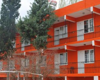 Dort Mevsim Hotel - Hierápolis-Pamukkale - Edifício