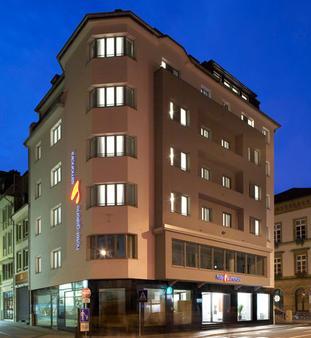 Hotel Simoncini - Luxembourg - Building