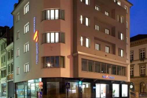 Hotel Simoncini - Luxemburgo - Edificio