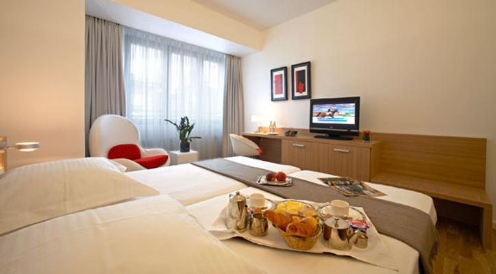 Hotel Simoncini - Luxemburg - Ruoka