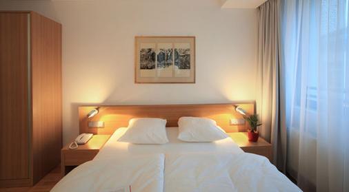 Hotel Simoncini - Luxembourg - Bedroom