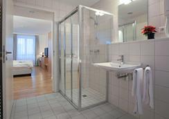 Hotel Simoncini - Luxembourg - Bathroom