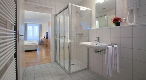 Hotel Simoncini - Luxemburgo - Baño