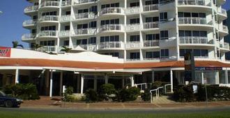 Aquarius Resort - Alexandra Headland - Edificio