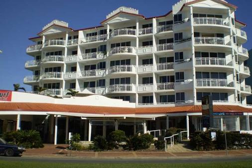 Aquarius Resort - Alexandra Headland - Edificio