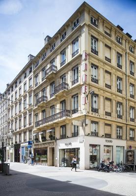 Hôtel La Résidence Lyon - Lyon - Building