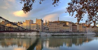 La Résidence - Lyon - Näkymät ulkona