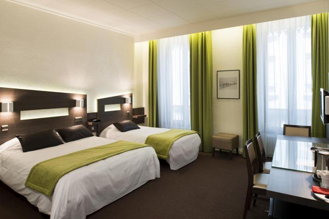 Hôtel La Résidence Lyon - Lyon - Bedroom