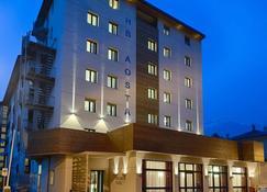 Hb Aosta - Aosta - Edificio