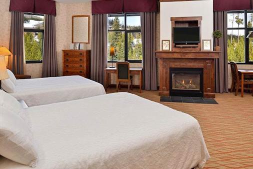 The Lodge at Big Sky - Big Sky - Bedroom