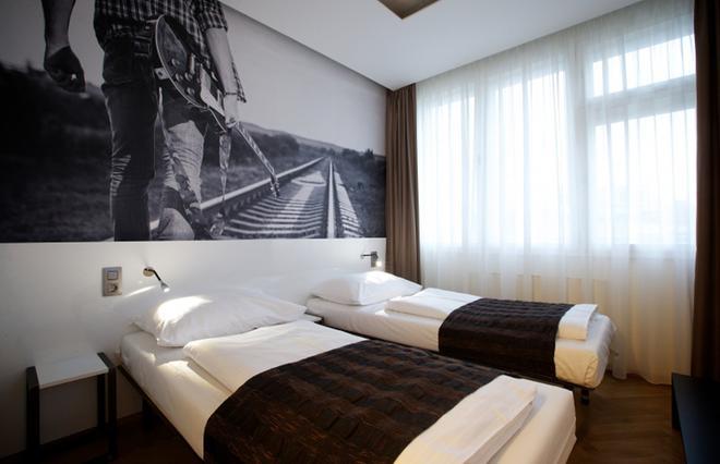 Mosaic House - Praga - Camera da letto