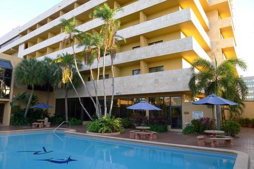 Regency Hotel Miami - Miami - Bâtiment