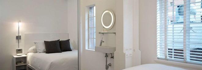 The Varden-A Boutique Hotel - Long Beach - Bathroom